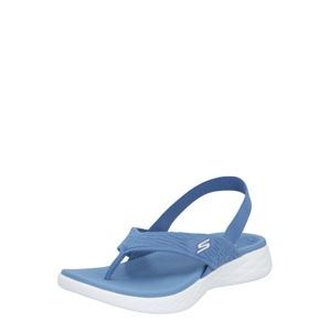 SKECHERS Žabky 'On-The-Go Beach Day'  modrá