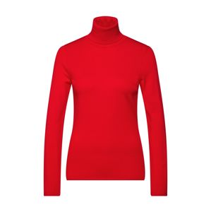 UNITED COLORS OF BENETTON Rollkragenpullover  červené
