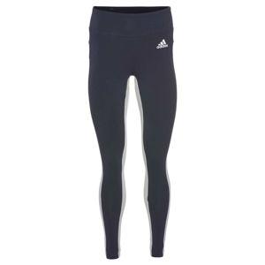 ADIDAS PERFORMANCE Športové nohavice  námornícka modrá / biela