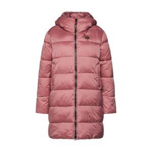 Blauer.USA Zimný kabát 'IMPERMEABILE'  ružová